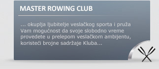 MASTERS ROWING CLUB
